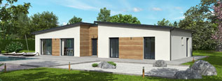 maison ossature bois natilia 1er constructeur fran ais