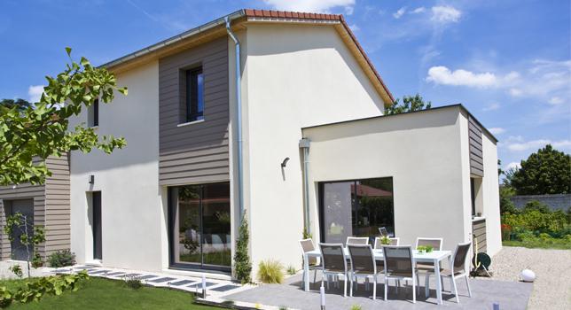 maison ossature bois natilia - 1er constructeur français